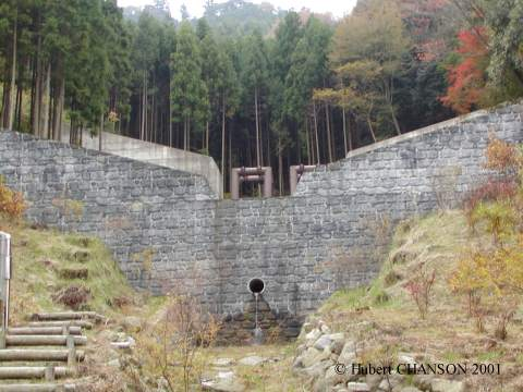 Town And Country Toyota >> Sabo Check Dams. Mountain protection systems in Japan
