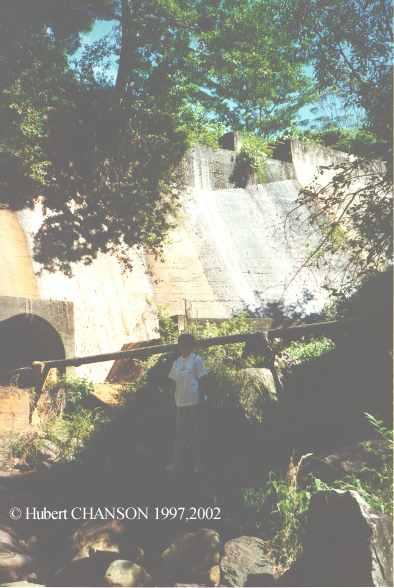 extreme reservoir siltation   a case study